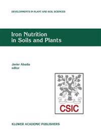 Iron Nutrition in Soils and Plants: Proceedings of the Seventh International Symposium on Iron Nutrition and Interactions in Plants, June 27 July 2, 1