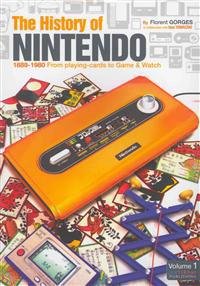 The History of Nintendo 1889-1980