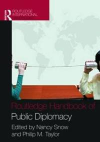 The Routledge Handbook of Public Diplomacy