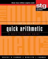 Quick Arithmetic: A Self-Teaching Guide