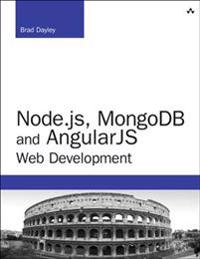 Node.js, MongoDB and AngularJS Web Development