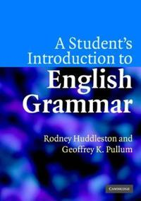Student's Introduction To English Grammar