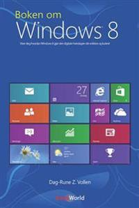 Boken om Windows 8