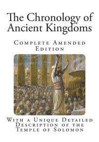 The Chronology of Ancient Kingdoms