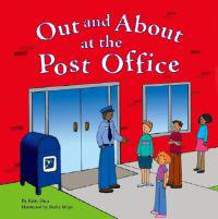 Out and about at the Post Office
