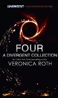 Four: A Divergent Story Collection Black Cover