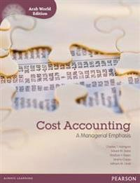 Cost Accounting with MyAccountingLab Access Card