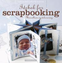 Idebok for scrapbooking