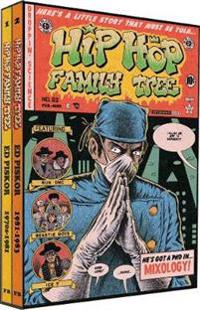 Hip Hop Family Tree 1975-1983