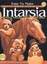 Easy to Make Inlay Wood Projects--Intarsia: A Complete Manual with Patterns