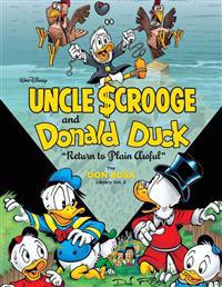 "Walt Disney Uncle Scrooge and Donald Duck: ""Return to Plain Awful"""