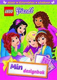 LEGO Friends : Min designbok