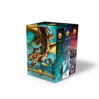 The Heroes of Olympus Boxed Set: The Lost Hero/The Son of Neptune/The Mark of Athena