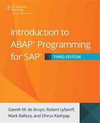 Introduction to ABAP Programming for SAP