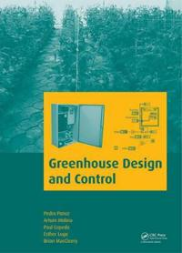 Greenhouse Design and Control