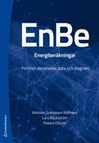 EnBe - Energiberäkningar : Formler, ekvationer, data och diagram