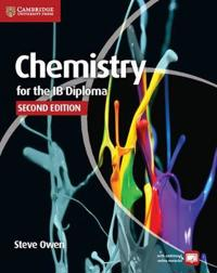 Chemistry for the Ib Diploma Coursebook + Free Online Material