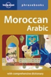 Lonely Planet Moroccan Arabic