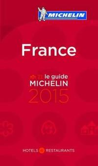 Michelin Red Guide 2015 France