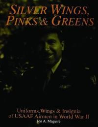 Silver Wings, Pinks and Greens