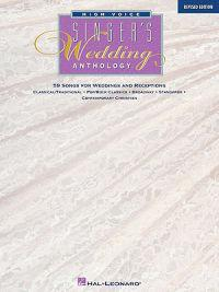 Singer's Wedding Anthology: 59 Songs for Weddings and Receptions