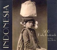 Indonesia 500 Early Postcards