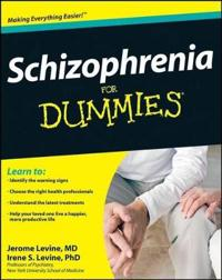Omslag för Schizophrenia for Dummies