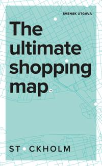 The ultimate shopping map Stockholm
