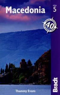 Bradt Travel Guide Macedonia