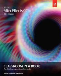 Adobe After Effects CC Classroom in a Book 2014