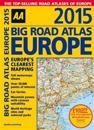 Big Road Atlas Europe 2015