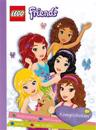 Lego Friends : Kompisboken
