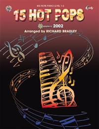 15 Hot Pops: Big Note Piano Level 1-2