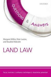 Q&a Revision Guide Land Law 2015-2016