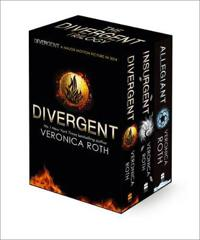 Divergent Trilogy Boxed Set (Adult Edition)