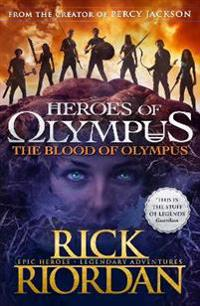 Heroes of OLympos: Blood of Olympos