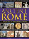 The Complete Illustrated History of Ancient Rome