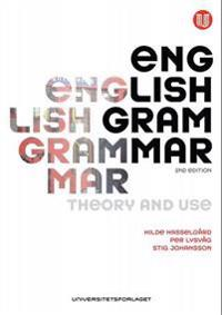 English grammar; theory and use