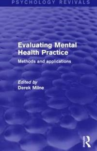 Evaluating Mental Health Practice