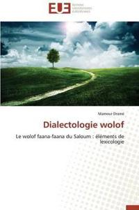 Dialectologie Wolof