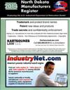 North Dakota Manufacturers Register 2014