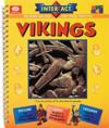 S-Interfact Vikings-W [With Spiral-Bound Bk W/ Experiments]