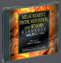 Measurement, Instrumentation, and Sensors Handbook Crcnetbase 1999