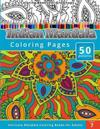 Coloring Books for Grown-Ups Indian Mandala Coloring Pages