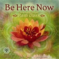Be Here Now: Teachings from RAM Dass