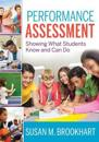 Performance Assessment: Showing What Students Can Do
