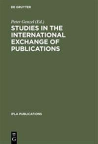 Studies in the International Exchange of Publications