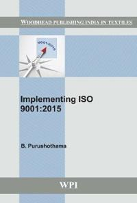Implementing ISO 9001 2015