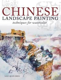 Chinese Landscape Painting Techniques for Watercolor
