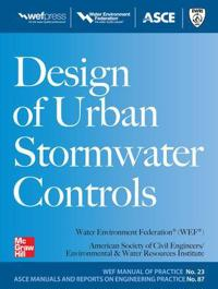Design of Urban Stormwater Controls